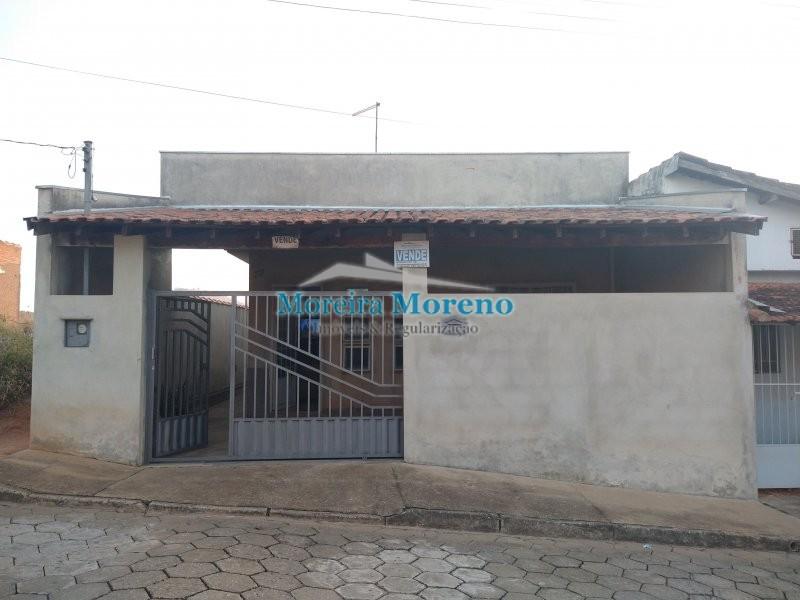 Casa à venda  no Nossa Senhora de Fátima - Borda da Mata, MG. Imóveis